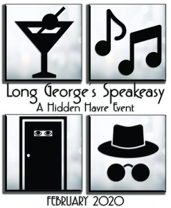 Long George's Speakeasy @ Secret