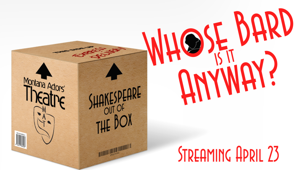 Shakespeare out of the box: Whose Bard is it Anyway?